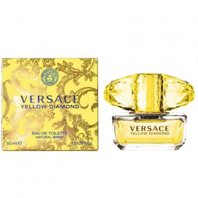Versace Perfume Yellow Diamond