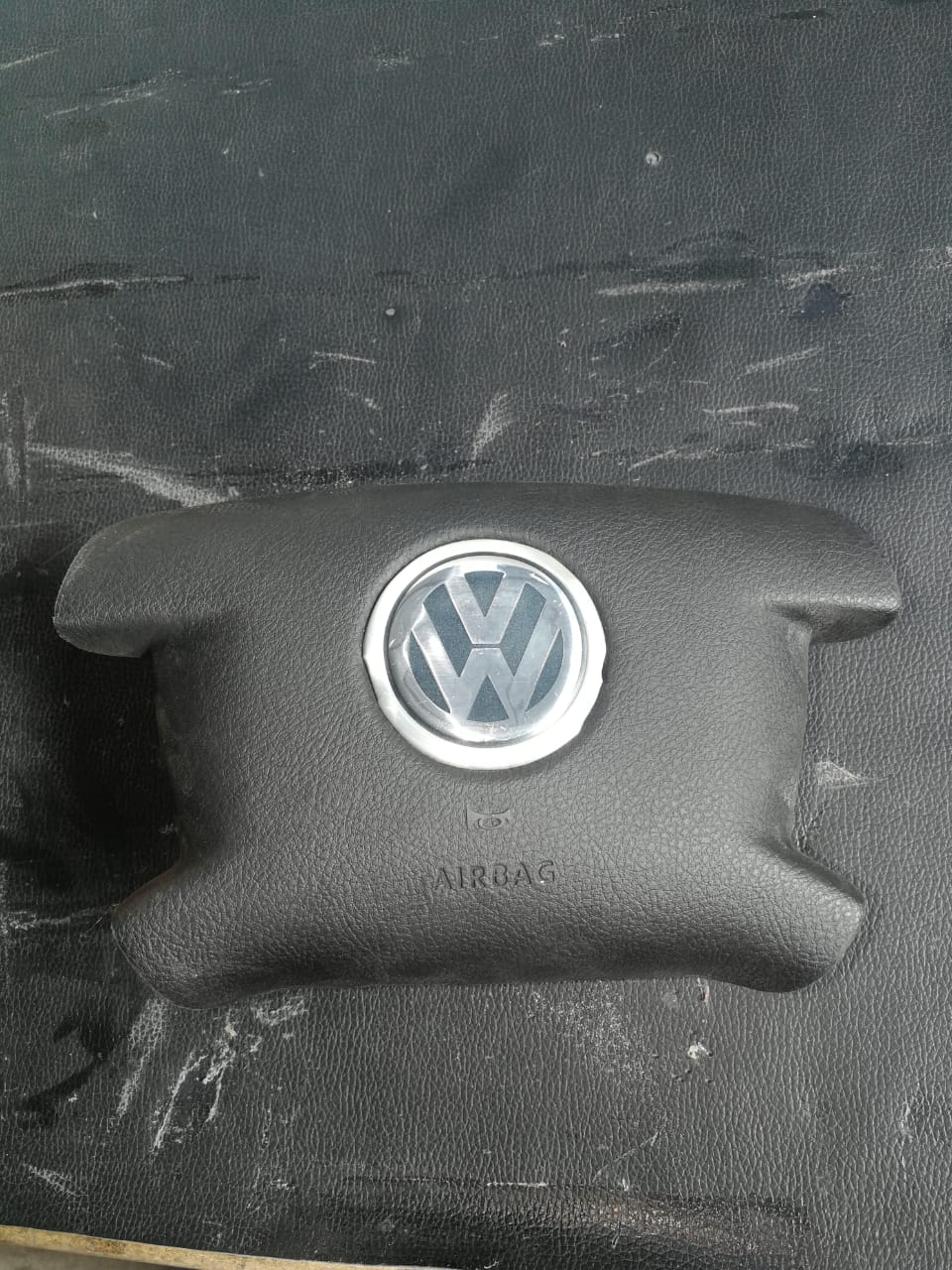 Airbags and dashboard repairs