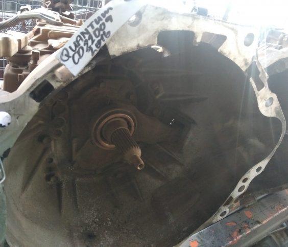 2016 Toyota Quantum gearbox