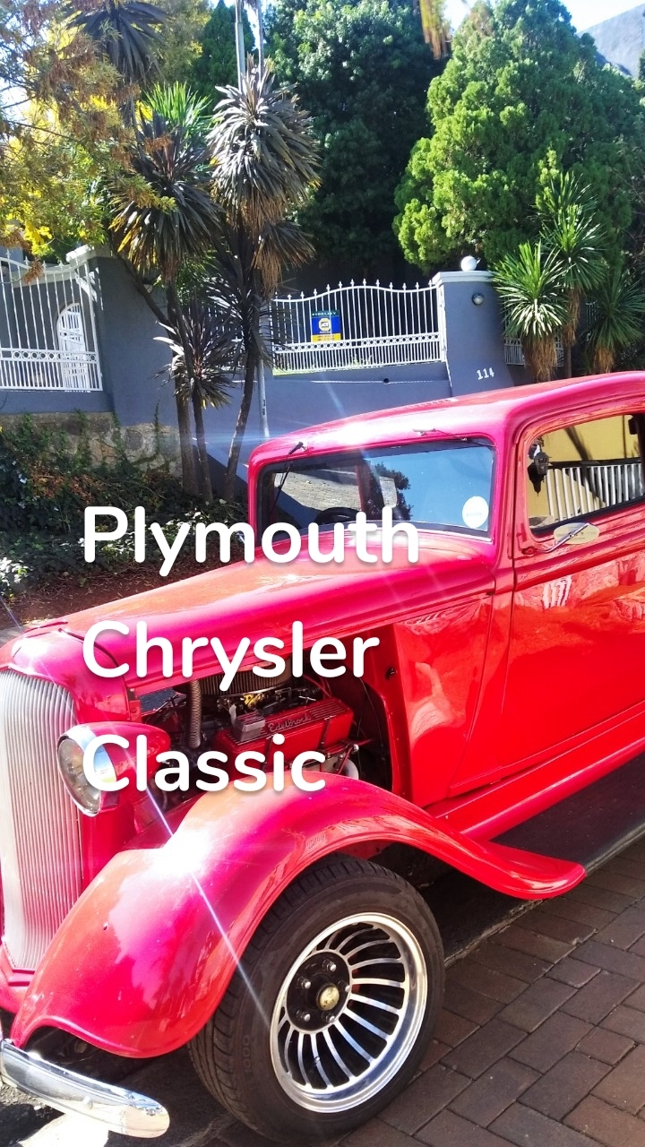 Plymouth Chrysler Classic